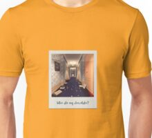 Who ate my chocolate? Unisex T-Shirt