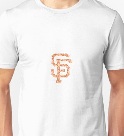 SF Giants Stained Unisex T-Shirt