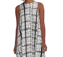 Out Of Lines A-Line Dress