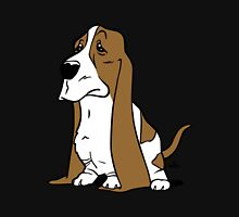 Basset hound cartoon Classic T-Shirt