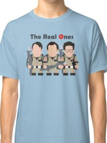 Ghostbusters - The real ones Classic T-Shirt