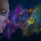 Unified Forces of the Rainbow  Universe by Ann  Warrenton