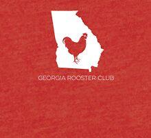 Georgia Rooster Club Tri-blend T-Shirt