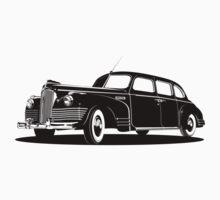 Retro limousine One Piece - Short Sleeve