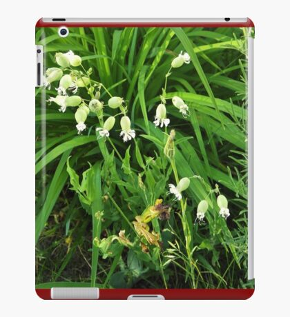 In The Garden                                      Pentax Digital  X-5 16 MP iPad Case/Skin