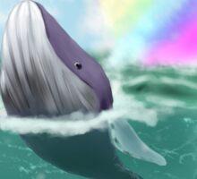 Sea Friends: Whale Sticker