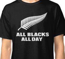 All Blacks... All Day Classic T-Shirt