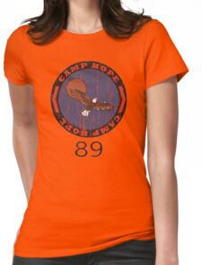 Heavyweights - Camp Hope 89 Womens Fitted T-Shirt