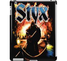 Styx band Ferryman tour 2016 SAM02 iPad Case/Skin