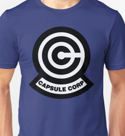 Capsule Corp Logo (2017 updated) Unisex T-Shirt