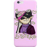 """Splatoon Callie- """"Sisters""""  iPhone Case/Skin"""