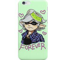"Splatoon Marie- ""Forever"" iPhone Case/Skin"