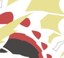 Pokemon: Gyrados (Minimalist) Sticker