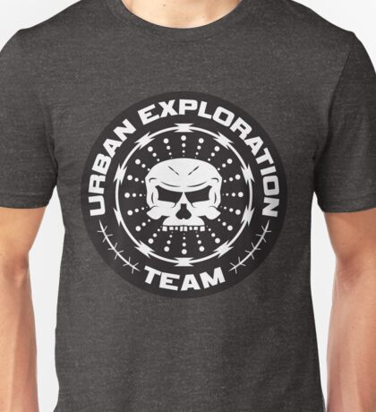 TEAM URBAN EXPLORATION Unisex T-Shirt