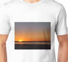The Fire on the Water Unisex T-Shirt