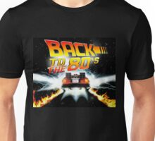 Back to the 80s  Unisex T-Shirt