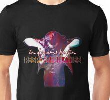 U2 - Acrobat - responsibilities Unisex T-Shirt