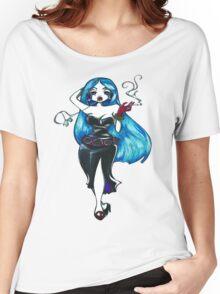 Blue Hair Women's Relaxed Fit T-Shirt