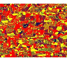 0958 Abstract Thought Photographic Print