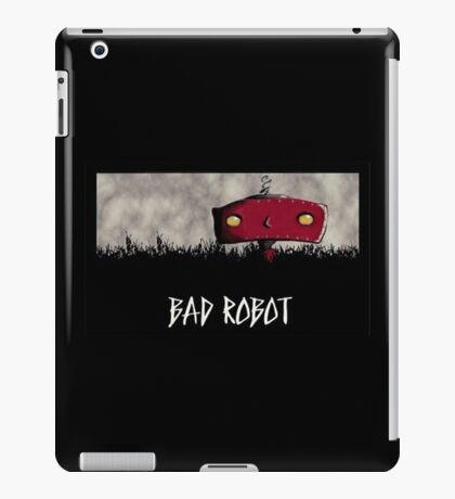 Bad Robot Lost Alcatraz Revolution Film CHARCOAL iPad Case/Skin