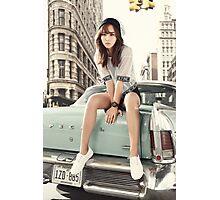girls generation yuri Photographic Print
