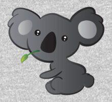 Koala One Piece - Long Sleeve