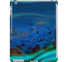 Blurred Swirls of Life  iPad Case/Skin