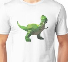 Rex - Toy Story Themed T-Shirt Unisex T-Shirt
