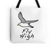 High Flier - Fly high, like a bird Tote Bag