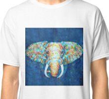 Colourfull Elephant damn art Classic T-Shirt