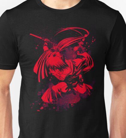 samurai rurouni moves Unisex T-Shirt