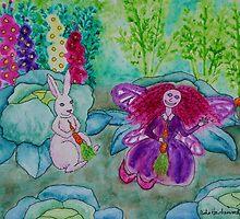 Inner Child Garden by Asha Hawkesworth