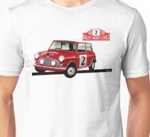 1966 Rallye Monte Carlo Unisex T-Shirt