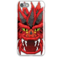 the red dead dragon iPhone Case/Skin