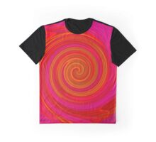 Rote Engel Energie-Spirale Graphic T-Shirt
