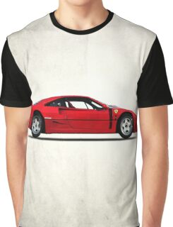 The F40 Graphic T-Shirt