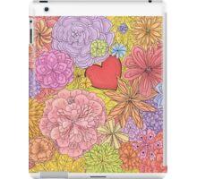 Feast Of Flowers iPad Case/Skin