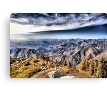 A View to Remember Canvas Print