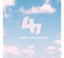 Long Live Steelo Photographic Print