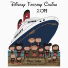 Custom Disney Fantasy Cruise ~ Rintel Family  by sweetsisters