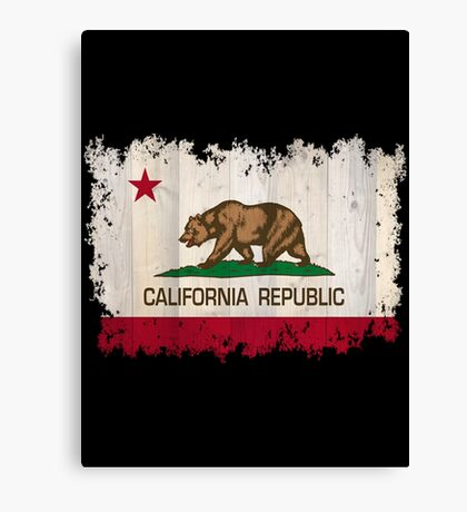 California Republic Canvas Print
