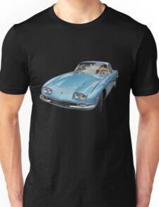 Vintage Italian Sports Car Unisex T-Shirt
