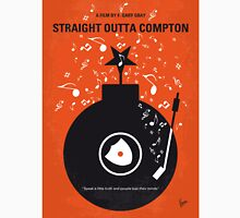 No422 My Straight Outta Compton minimal movie poster Unisex T-Shirt