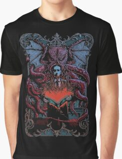 calling Cthulhu Graphic T-Shirt
