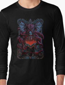 calling Cthulhu Long Sleeve T-Shirt