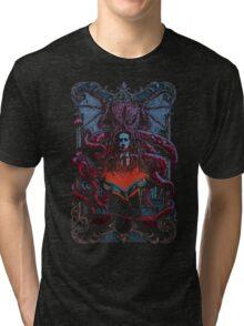 calling Cthulhu Tri-blend T-Shirt