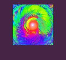 Regenbogen Energie-Spirale Nr. 02 Unisex T-Shirt