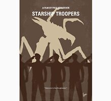 No424 My Starship Troopers minimal movie poster Unisex T-Shirt