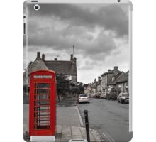 The Red Lion at Chipping Camden  iPad Case/Skin