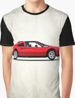 The 328 GTS 1987 Graphic T-Shirt